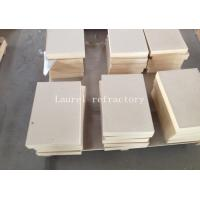 Lower Ferric Oxide High Alumina Brick For Industrial Furnace