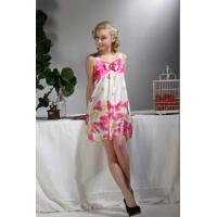 Buy cheap Ladies Summer Sexy Satin Nightgown A11021 from wholesalers