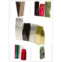 China Gravure Trap Printed Side Gusset Stand up Bags for Coffee or Nuts, Bath Salts, Chrips on sale