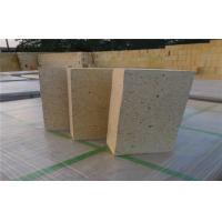 Cheap Construction Chamotte Alumina Refractory Bricks With Low Thermal Conductivity wholesale