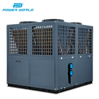 Cheap Commercial Swimming Pool Heat Pump With Intelligent Daul Controlling System for sale