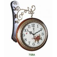 China Wooden Wall Clock for Home Decoration Quartz Wall Clock on sale