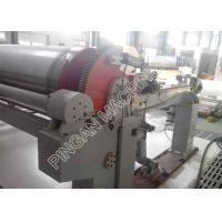 Cheap Big Jumbo Rolls Tissue Paper Production Line High Output Heat Treatment Axle for sale
