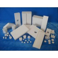 Cheap alumina tube,alumina gasket,special shaped alumina products for sale