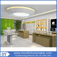 China mobile phone shop fitting/mobile phone shop decoration/mobile phone shop design on sale