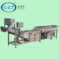 Cheap Commerical vegetable washing machine for asparagus vegetable washing machine for sale