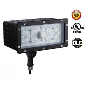 Cheap UL DLC List 6800Lm 70W LED Flood Light Energy Saving Aluminum Housing for sale