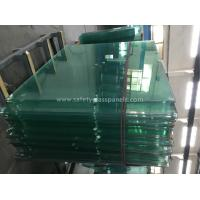 Cheap 8mm Thick Heat Treating Tempered Safety Glass Window And Door for sale