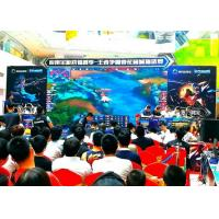 Cheap Outdoor P10 6000 Nits Rental LED Video Wall Screen For Stage Background for sale