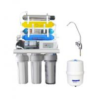 Cheap Kitchen Undersink Reverse Osmosis Water Filtration System 8 Stages 50gpd for sale