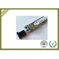 Cheap SFP 1.25G 1310nm 20km GLC-LH-SM Singlemode metal type compatible with Cisco for sale