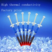 Cheap High thermal conductivity large needle grey cpu thermal grease for sale