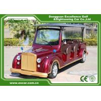 Buy cheap EXCAR Electric Classic Cars For 8 seater With Intelligent Onboard Charger from wholesalers