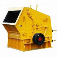 Cheap 300 - 700mm Feed Impact Stone Crusher , Cement Impact Mill Rock Crusher for sale
