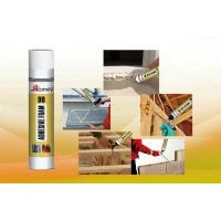 Cheap One Component Type PU Foam Sealant Strong Bond Fast Adhesion Insulation Boards for sale