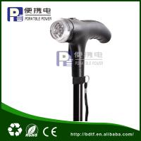 China walking cane for elder with alarm on sale