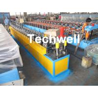 Cheap Roof Ceiling Batten Cold Roll Forming Machine With 14 Forming Stations for sale
