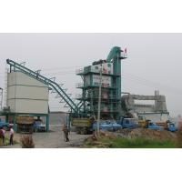 Cheap Dynamic Measuring Accuracy≤1.0% Bitumen Mixing Plant With Stable Asphalt - Aggregate Ratio for sale