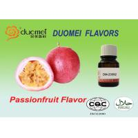 Cheap Nature Obvious Pulp Milk Flavour Powder Passion fruit Flavor In Food for sale
