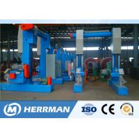 Cheap Automatic Rail Moving Cable Cable Rewinding Machine Cable Cutter Optional for sale