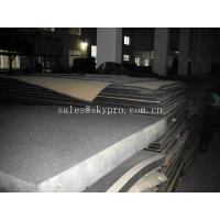 Quality High Density Fireproof Rubber Foam Board Sound Absorbing With EVA Material wholesale