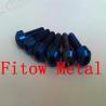 Buy cheap Titanium hexalobular socket raised countersunk head screws Titanium Countersunk from wholesalers