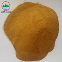 China high range water reducer chemical construction additives poly sodium naphthalene sulfonate SNF  light brown powder on sale