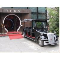 Cheap Electric clasic car, electric vintage car, electric sightseeing bus, electric passanger car, electric shuttle bus wholesale