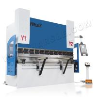 Cheap 63T2500 Hydraulic CNC Automatic bending angle program & Store up to 2D graphics programs for sale