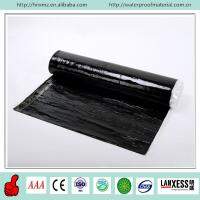 Cheap CE standard Self-adhesive modified bitumen waterproof membrane for sale