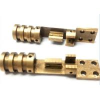 Buy cheap Cast Iron High Precision Brass Electrical SocketsCoating Galvanization Surface from wholesalers