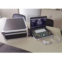 Cheap Portable Abdominal Ultrasound Scanner For Pregnant Woman With Suit Case for sale
