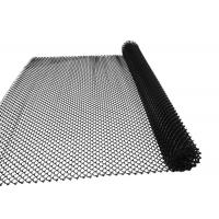 """Cheap Professional 1/2"""" PVC Coated Chain Link Fencing With 13mm Wire Mesh for sale"""