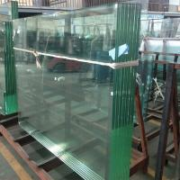 Quality Building Structural Sgp Laminated Tempered Safety Glass for Walkable Skylights wholesale