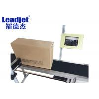 China Professional DOD Inkjet Printer 60mm Height For Carton Woven Bags Tube Coding on sale