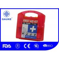 Multi Purpose Essential OSHA ANSI First Aid Kit For Industrial Use First Aid Gear