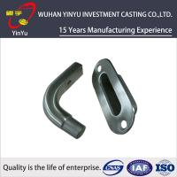 Cheap Small Alloy Steel Investment Casting Parts Iso9001 Standard OEM AND ODM Available for sale