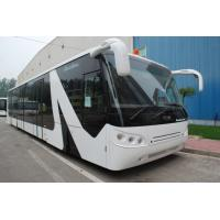 Durable Airport Passenger Bus Xinfa Airport Equipment With Adjustable Seats