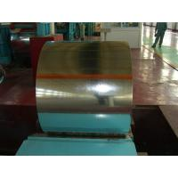 Cheap Prime HDGI / GI Hot Dipped Galvanized Steel Coils Z40-Z275 0.18 - 0.38mm Thickness for sale