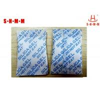 China Moisture - Proof Silica Desiccant Packs With Different Weight Per Pouch on sale