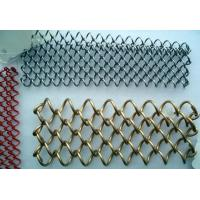 Stainless Steel Chain Link Ring Chainmail Decorative Mesh