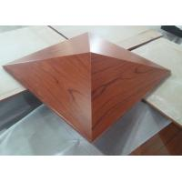 China Moisture Proofing Mdf Acoustic Panel , Modern Noise Barrier Panel on sale