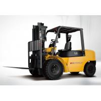 Cheap China Engine CY6102 5 Ton Diesel Forklift With Hydraulic Transmission for sale