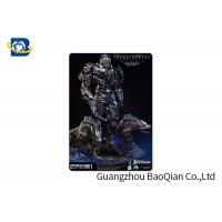 Cheap Eco - Friendly 3D Lenticular Business Cards Transformers /Stereoscopic Printing Image for sale