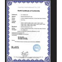 shenzhen John lewis qillin technology co., LTD Certifications