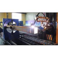 Cheap Round / Square Pipe Cutting And Beveling Machine For Steel Fabrication for sale