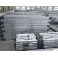 Cheap High Reliable Temporary Steel Pedestrian Q345B Prefabricated Steel Material for sale