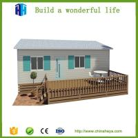 Cheap Stable prefab house pre built home with short construction time for sale