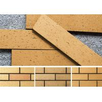 Outdoor Thin Clay Split Face Brick With Wire - Cut Face 240x60mm