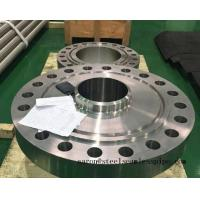China Nickel Alloy Stainless Steel Flanged Fittings , Carbon Steel Flanges BL 6'' BL Class 150 on sale